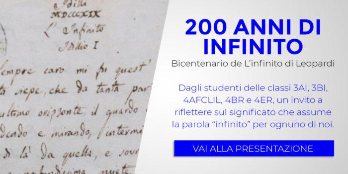 ITE Tosi - #200infinito G.Leopardi