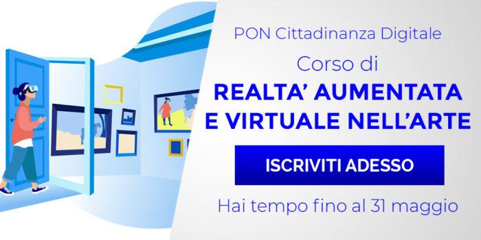 ITE Tosi - Pon Corso di Realtà Aumentata e Virtuale nell'Arte
