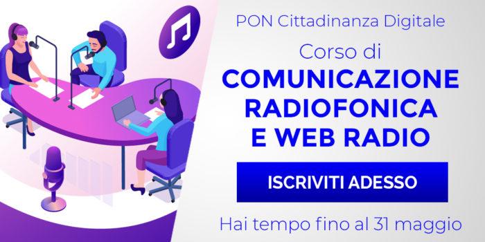 ITE TOSI - PON Corso di Comunicazione Radiofonica e Web Radio