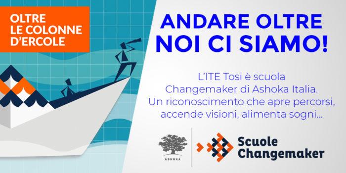 ITE Tosi - Scuola Changemaker per Ashoka Italia