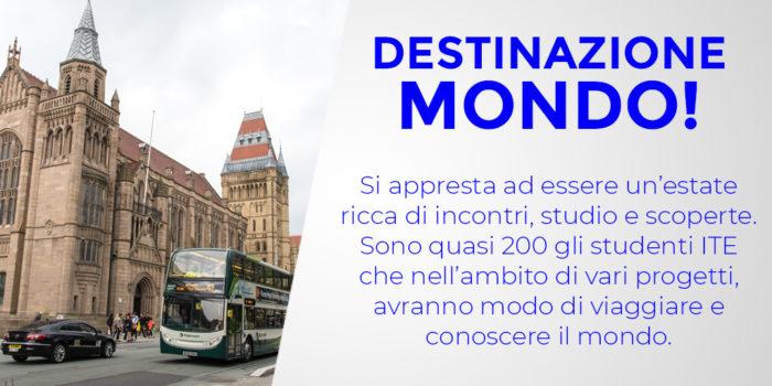 ITE Tosi - Estate 2019, PON, Erasmus e...