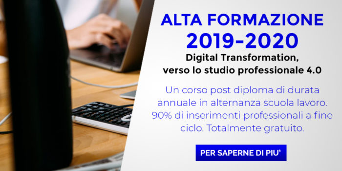 ITE Tosi - IFTS 2019-2020