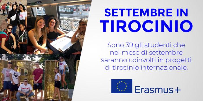 ITE Tosi - Tirocini settembre